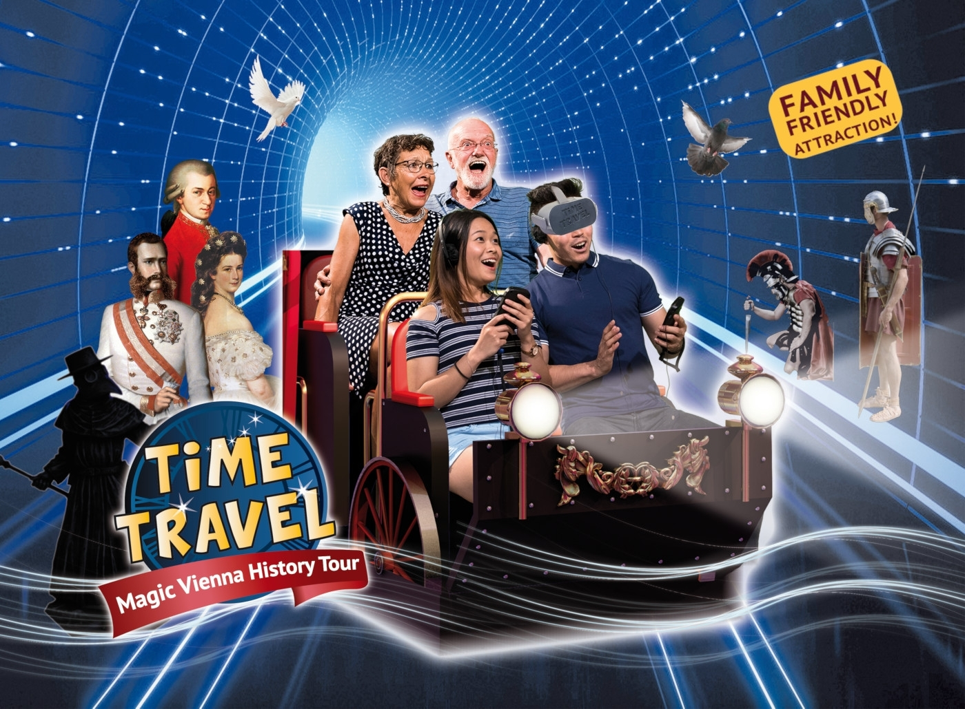Time Travel Shows