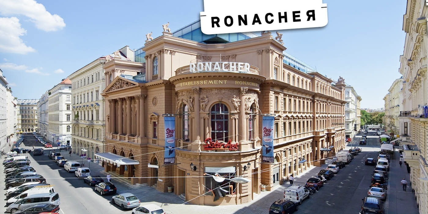 Ronacher © Paul Ott