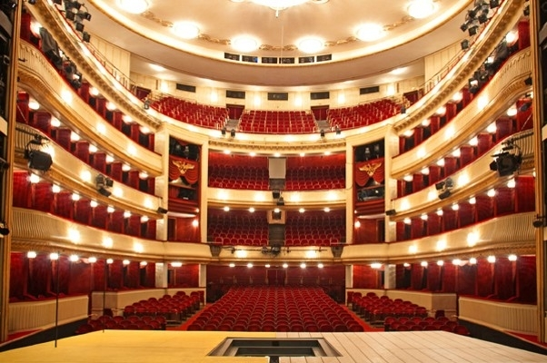 Burgtheater Wien Karten