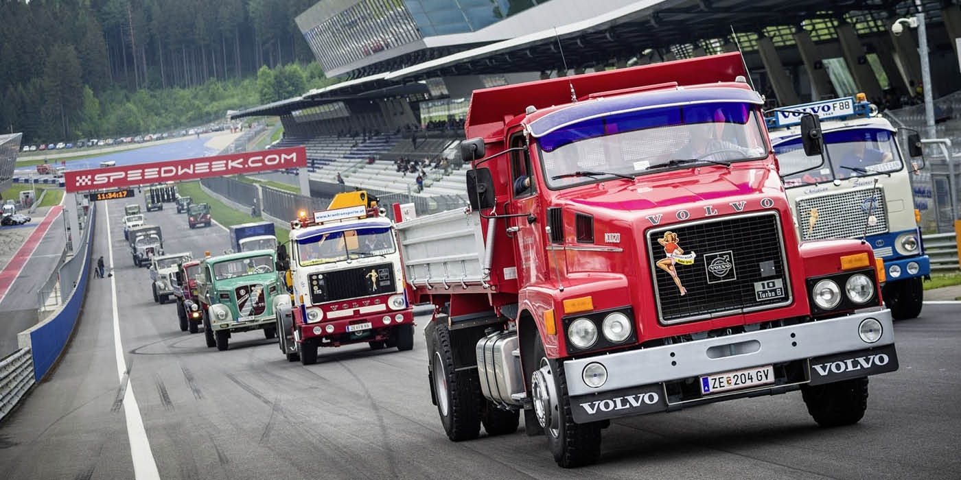 Spielberg Red Bull Ring Truck Race © Philip Platzer Red Bull Content Pool