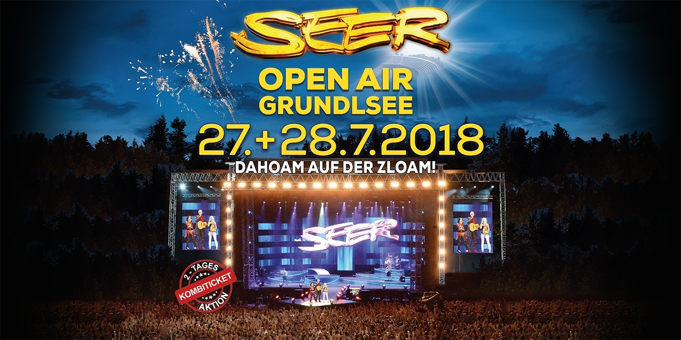 Die Seer Open Air 2018 © ARGE SEER Open Air