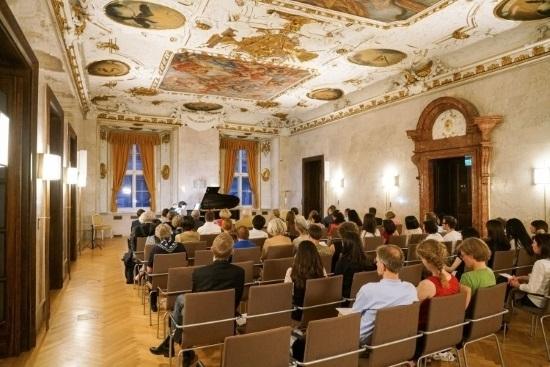 Bank Austria Salon