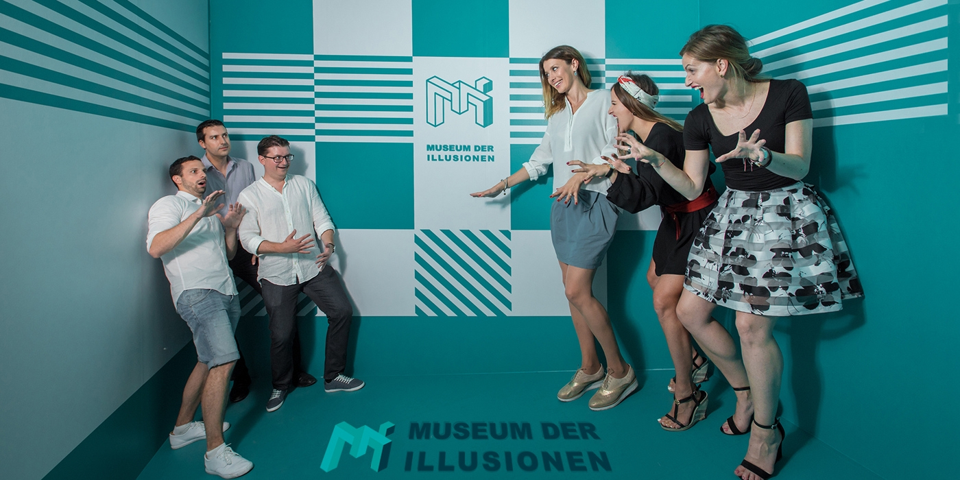 Museum der Illusionen © Museum der Illusionen