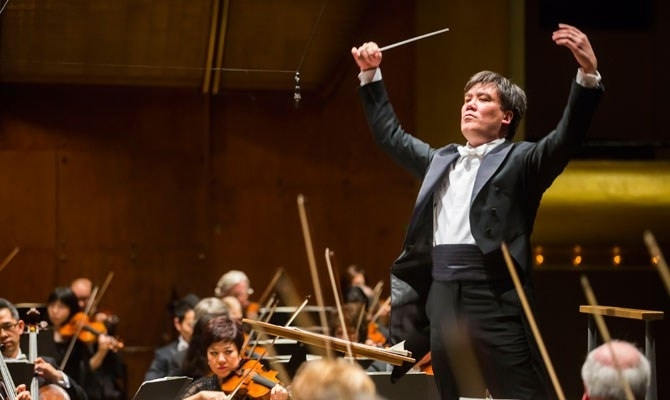 Alan Gilbert © Chris Lee