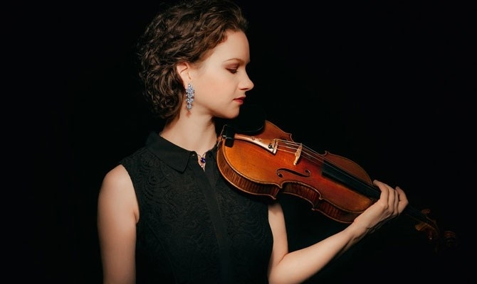 Hilary Hahn © Michael Patrick O'Leary