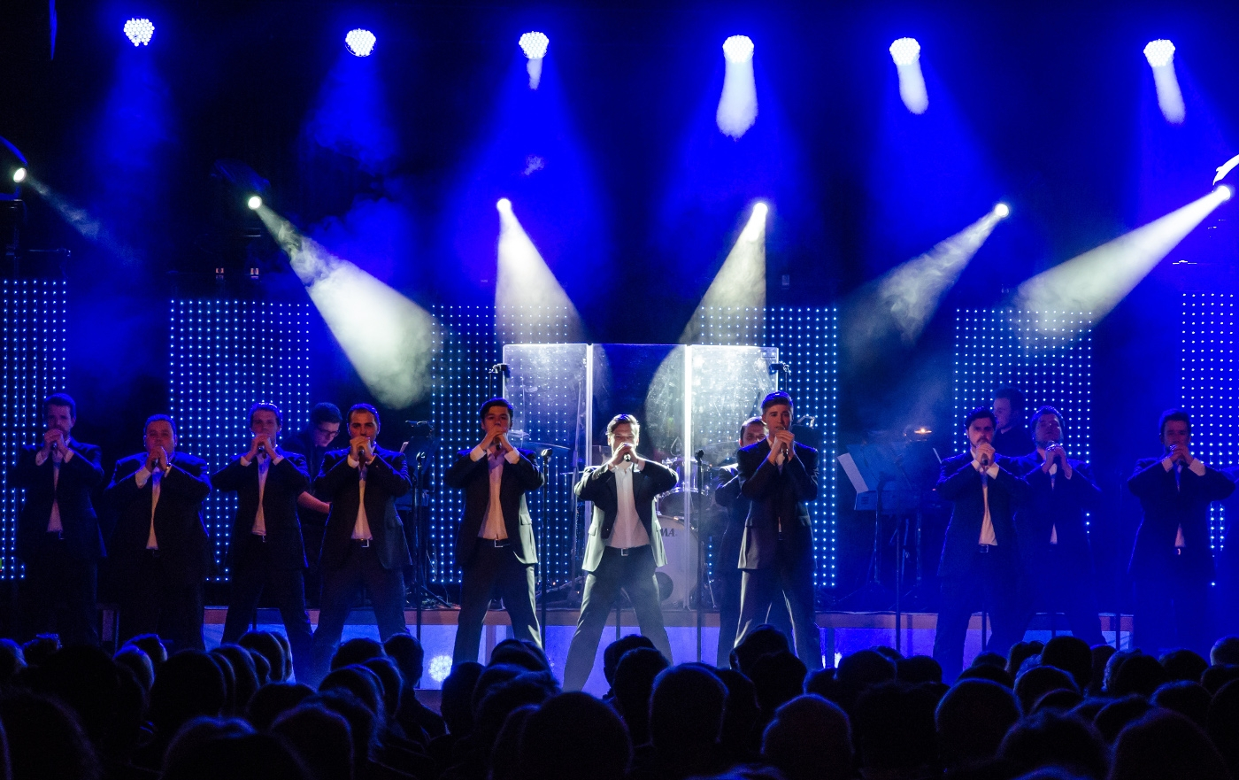The 12 Tenors © Highlight Concerts