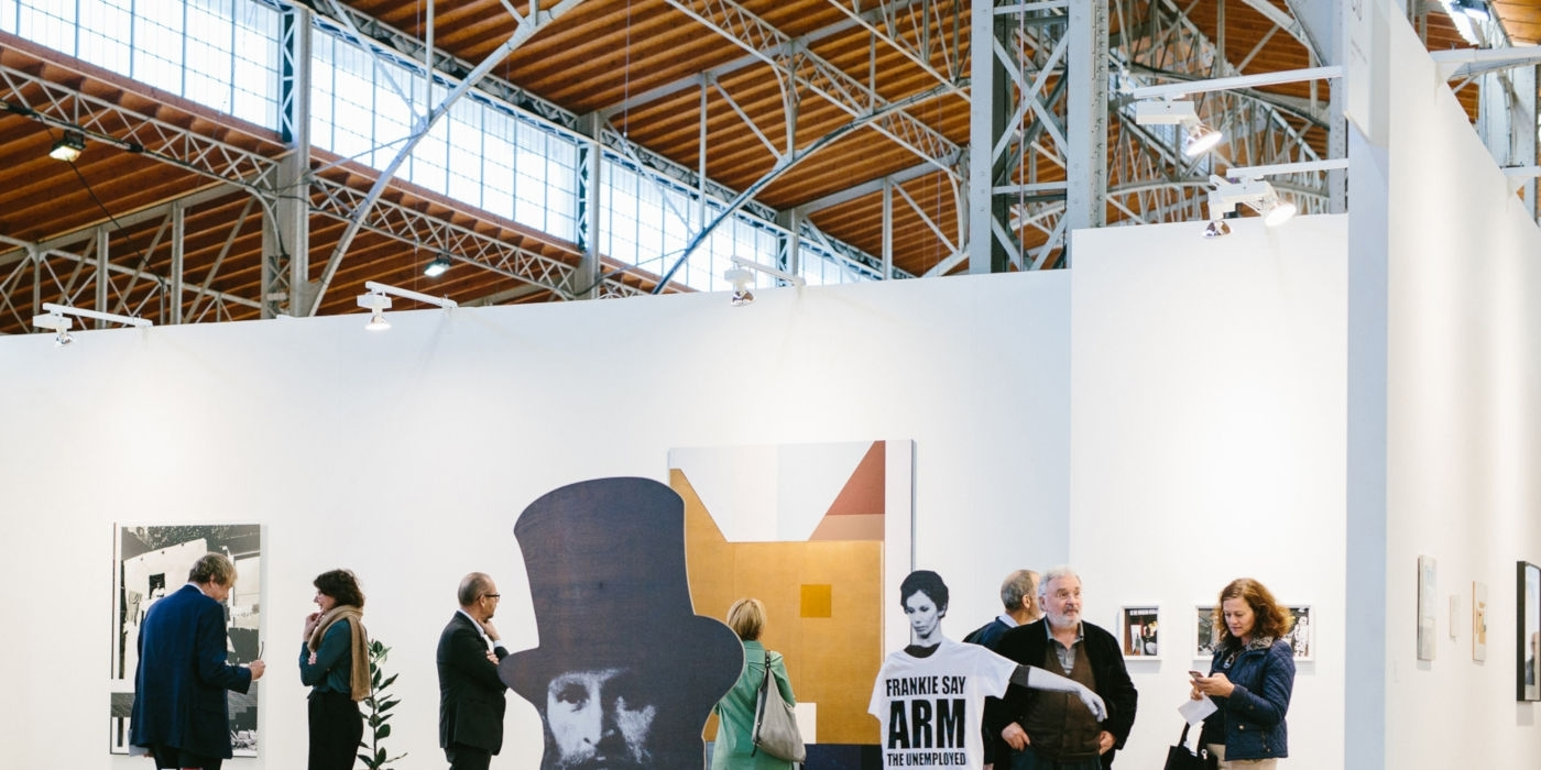 Vienna Contemporary 2018 © VC Artevents GmbH