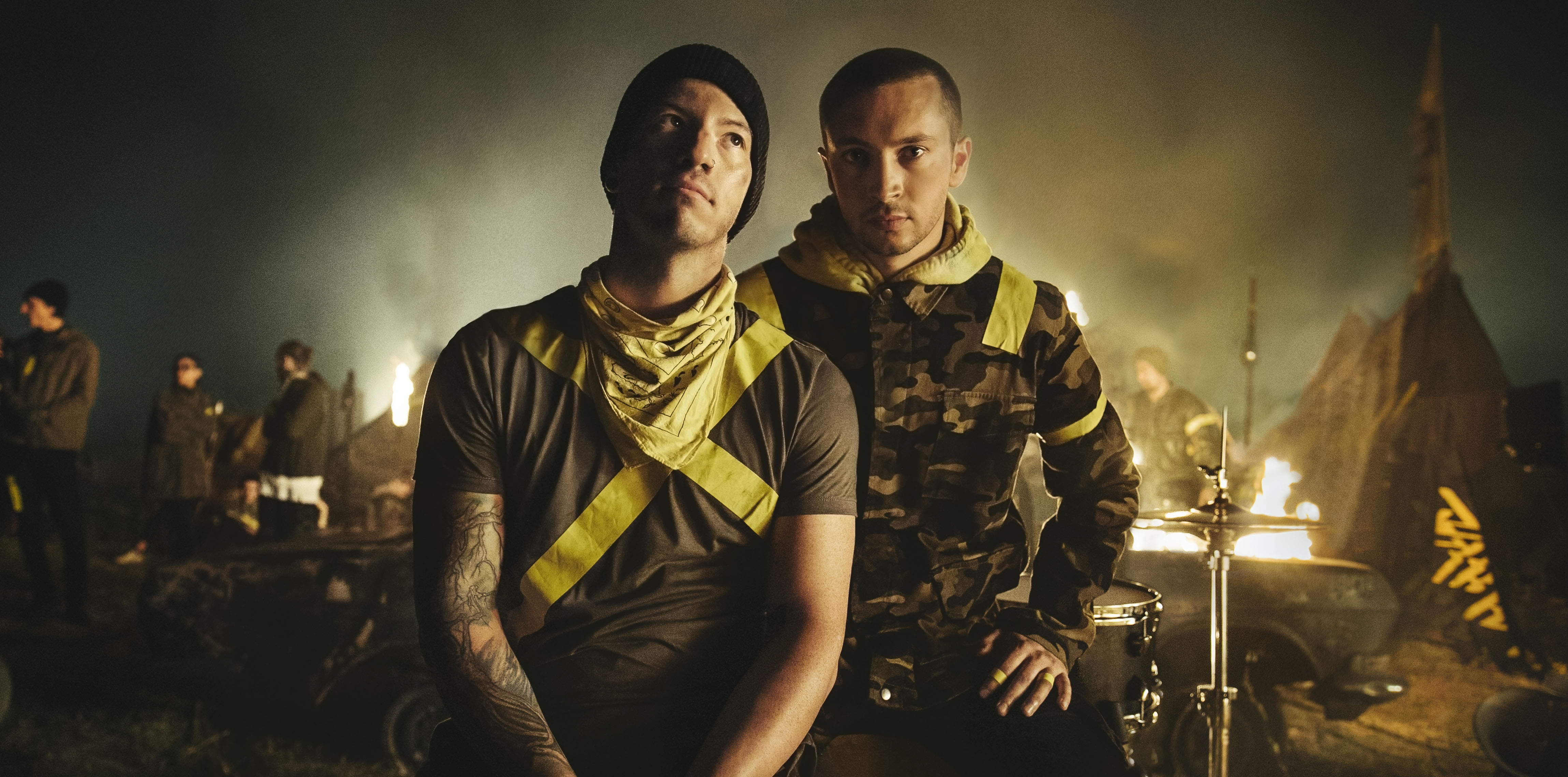 Twenty One Pilots © Brad Heaton