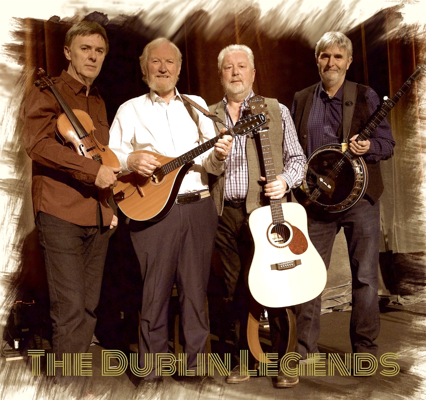The Dublin Legends © Wiener Metropol