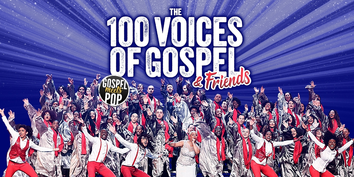 The 100 Voices of Gospel © COFO Entertainment GmbH & Co.KG