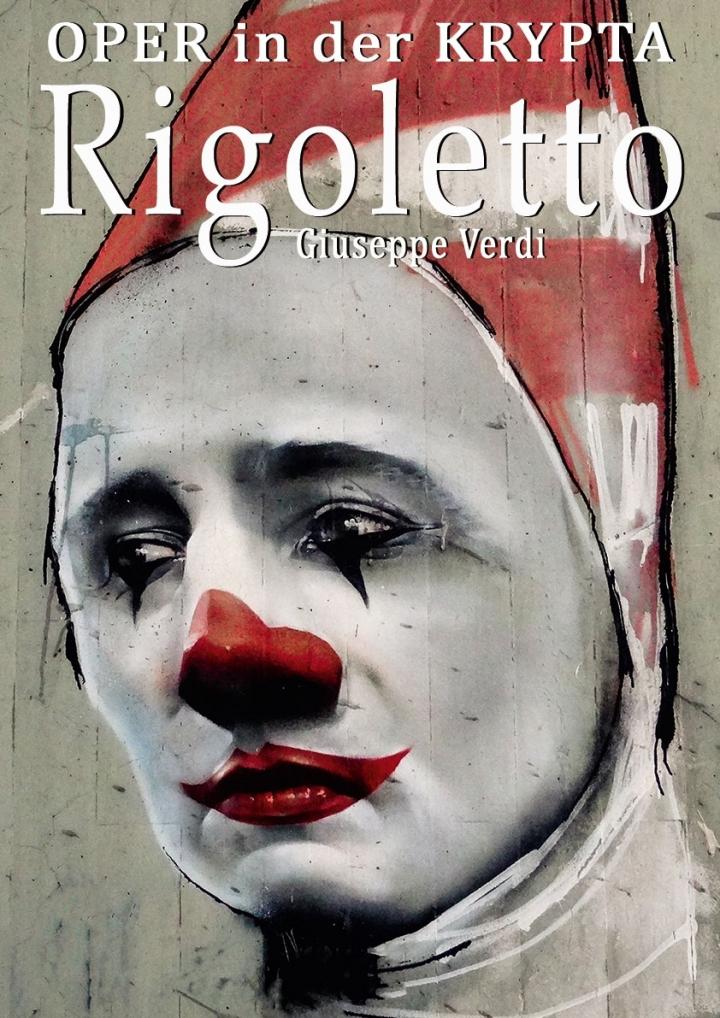 Rigoletto Oper In Der Krypta Krypta Der Peterskirche Wien