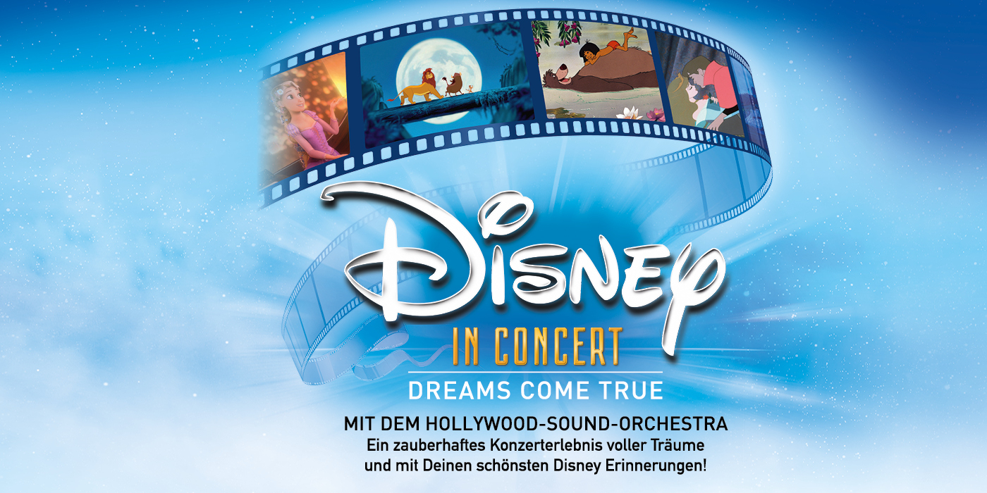 Disney in Concert 2021 © Show Factory Entertainment GmbH