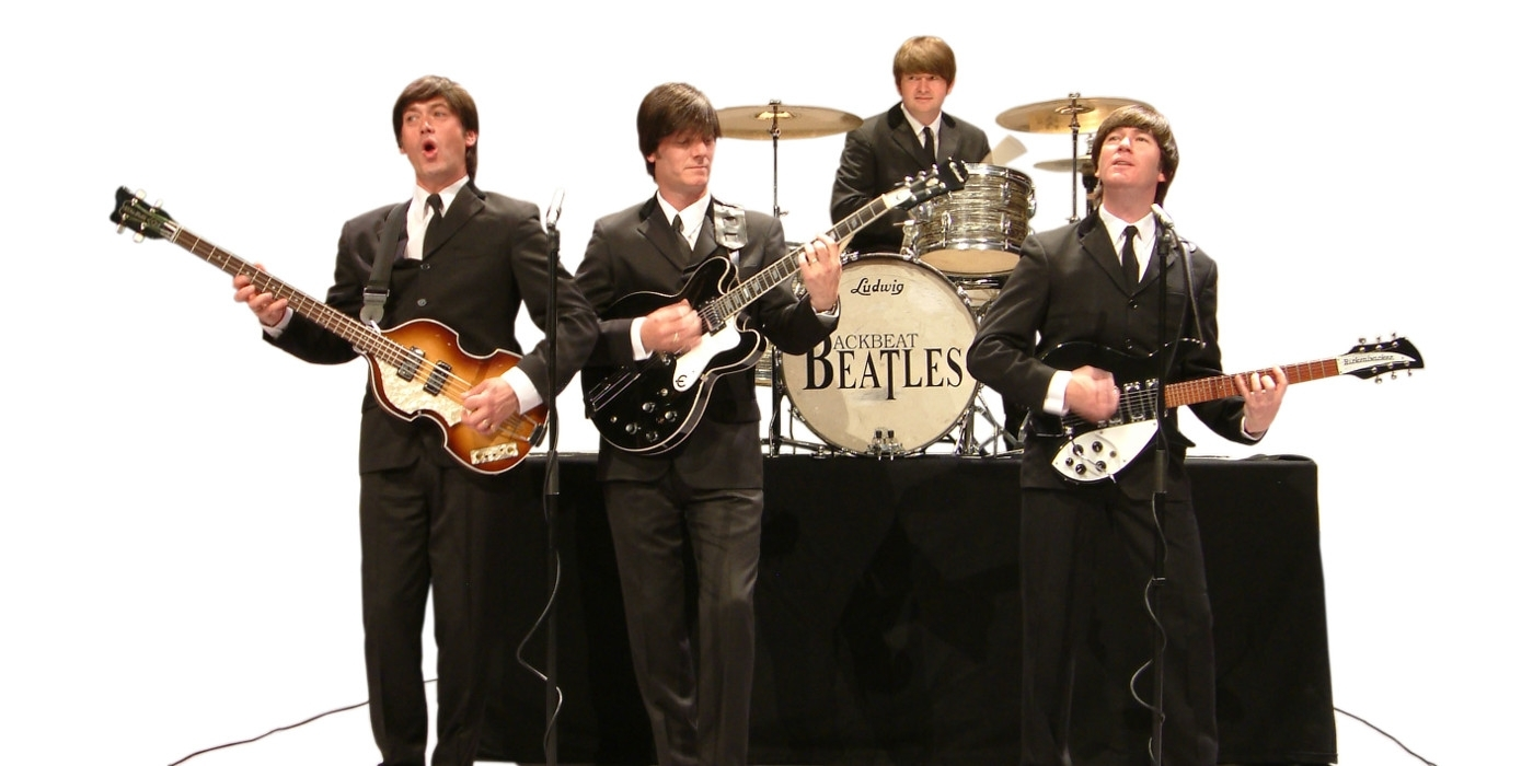 The Backbeat Beatles © Brnokoncert