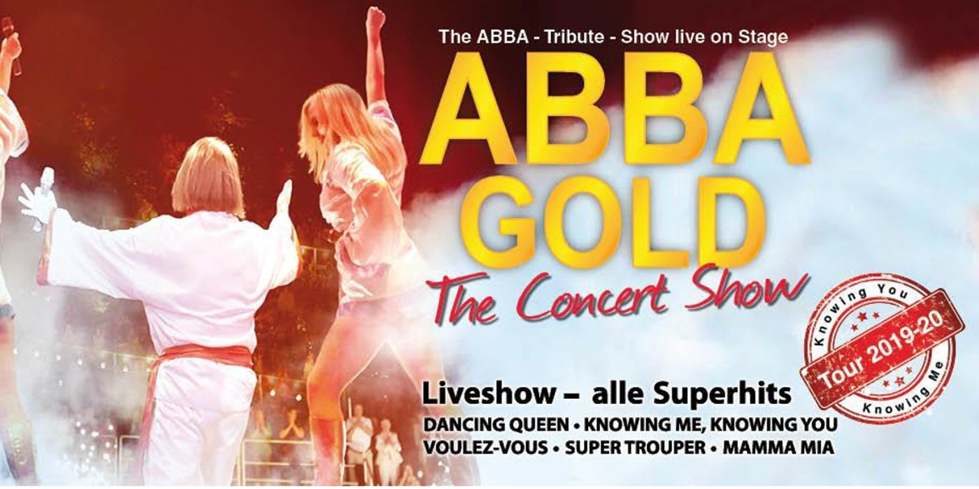 ABBA Gold © Show Factory