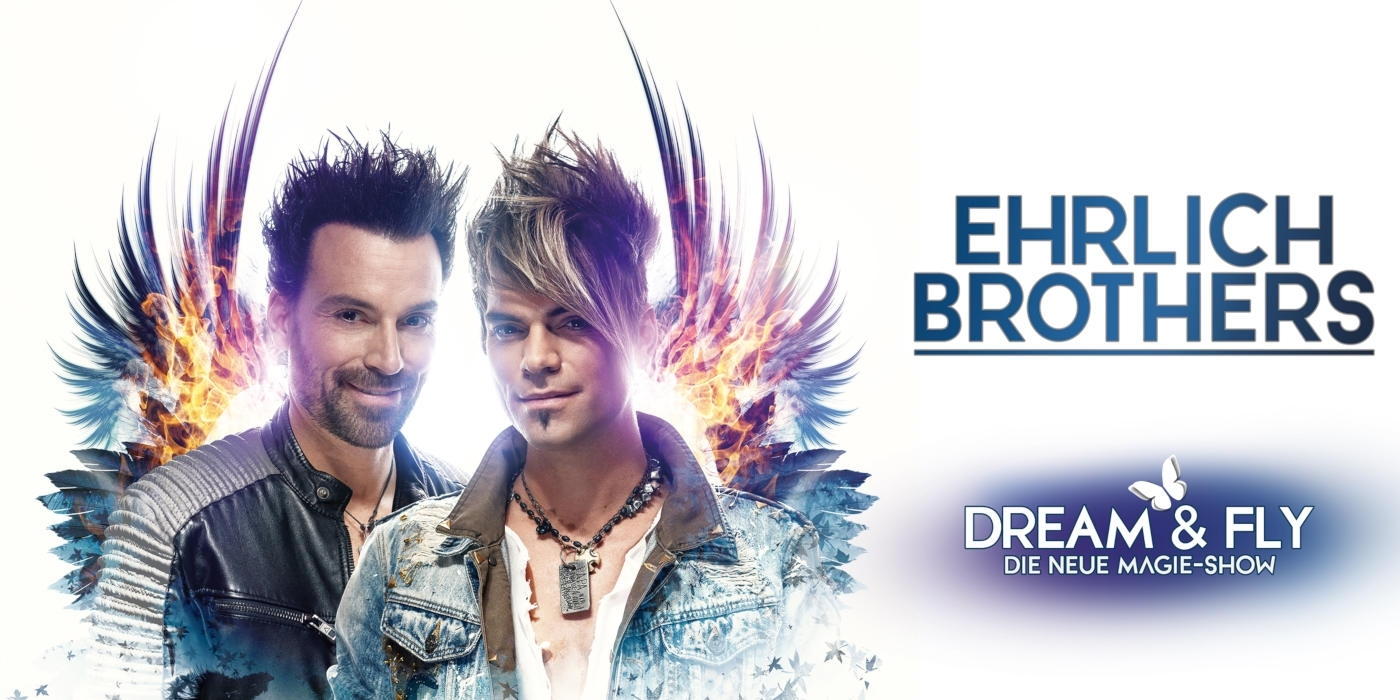 Ehrlich Brothers - Dream & Fly © Sebastian Konopix