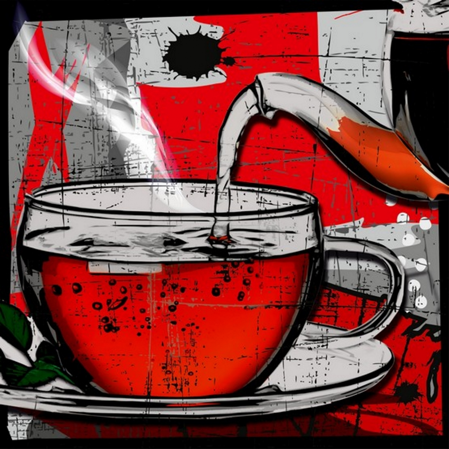 Have a cup of tea mit Sophie Rois © Rabenhof