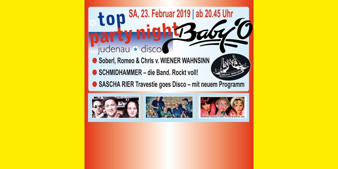 Top Party Night © TOP – Tullner ohne Parteibuch