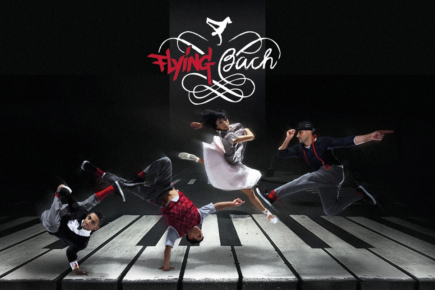 Flying Bach © flyingsteps.com