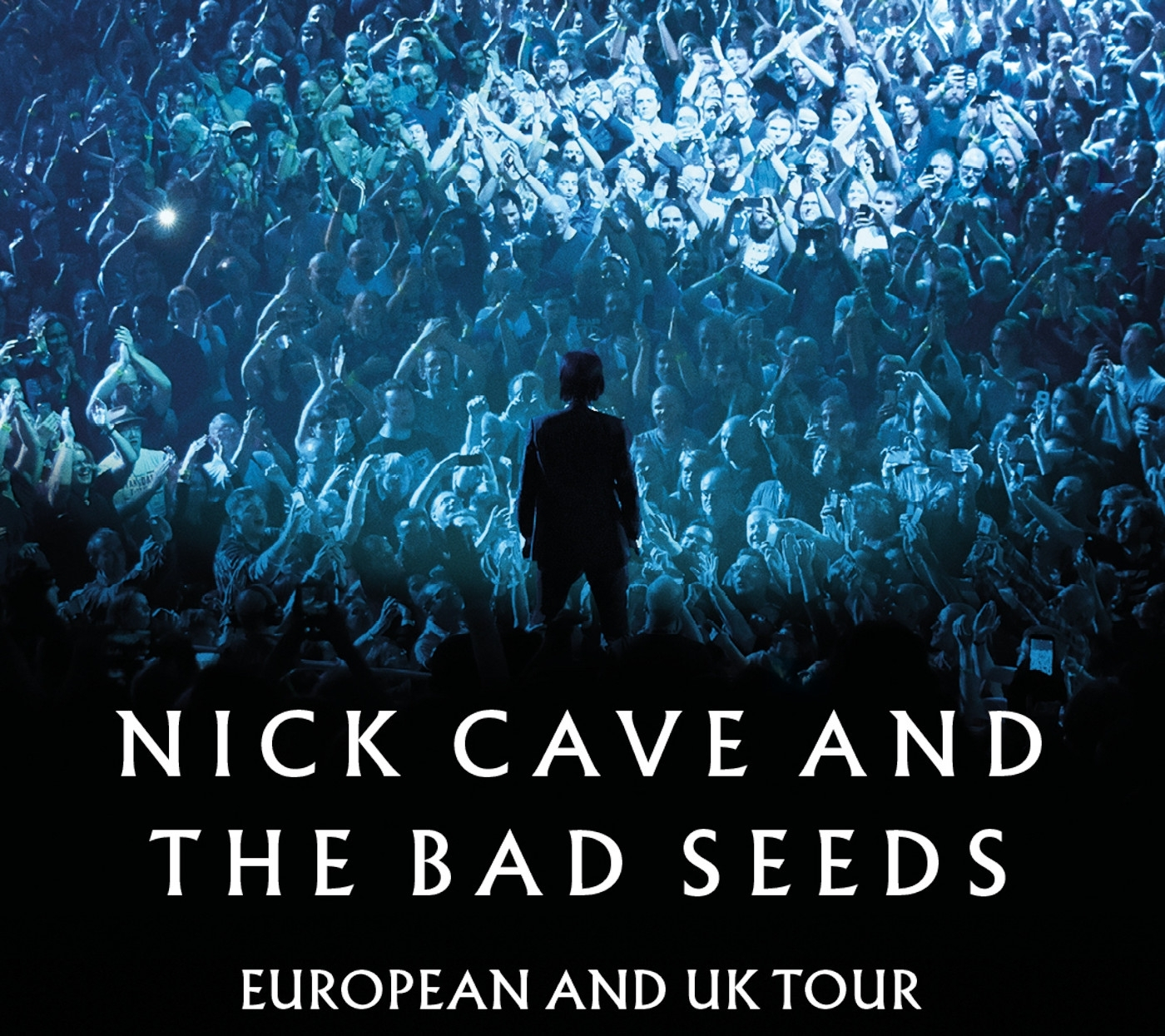 Nick Cave & The Bad Seeds © Barracuda Music GmbH