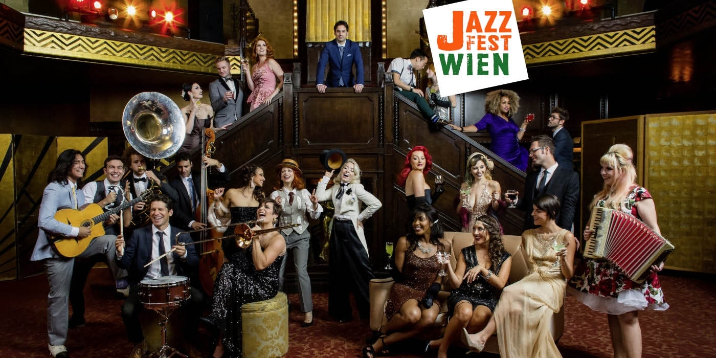 Scott Bradlee's Postmodern Jukebox © Dana Pleasant
