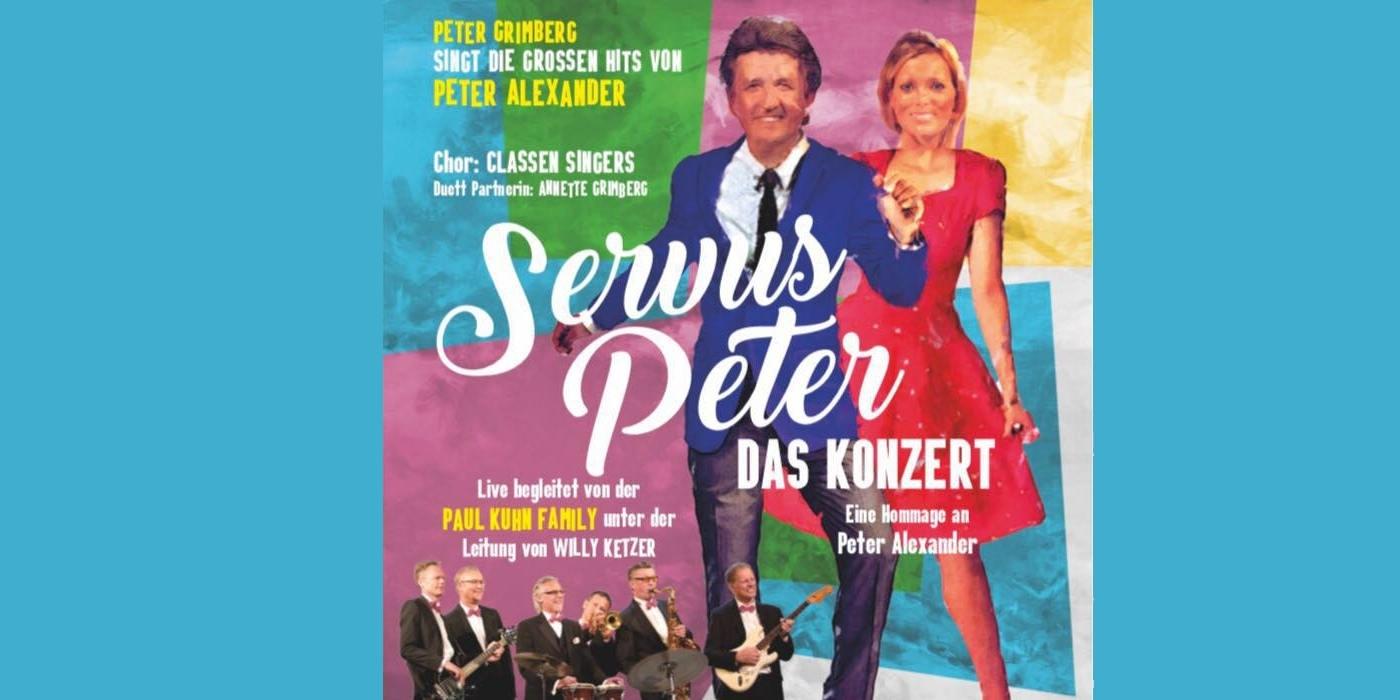 servus peter - wien » wien-ticket