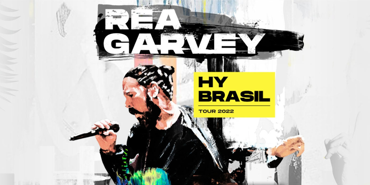 Rea Garvey 2022 © Live Nation