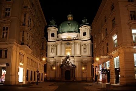 Peterskirche Wien Ticket Wien Ticketat